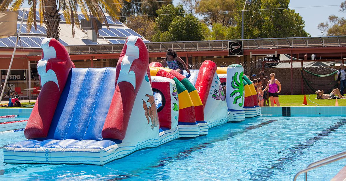 Alice Springs Aquatic Leisure Centre Alice Springs Town Council