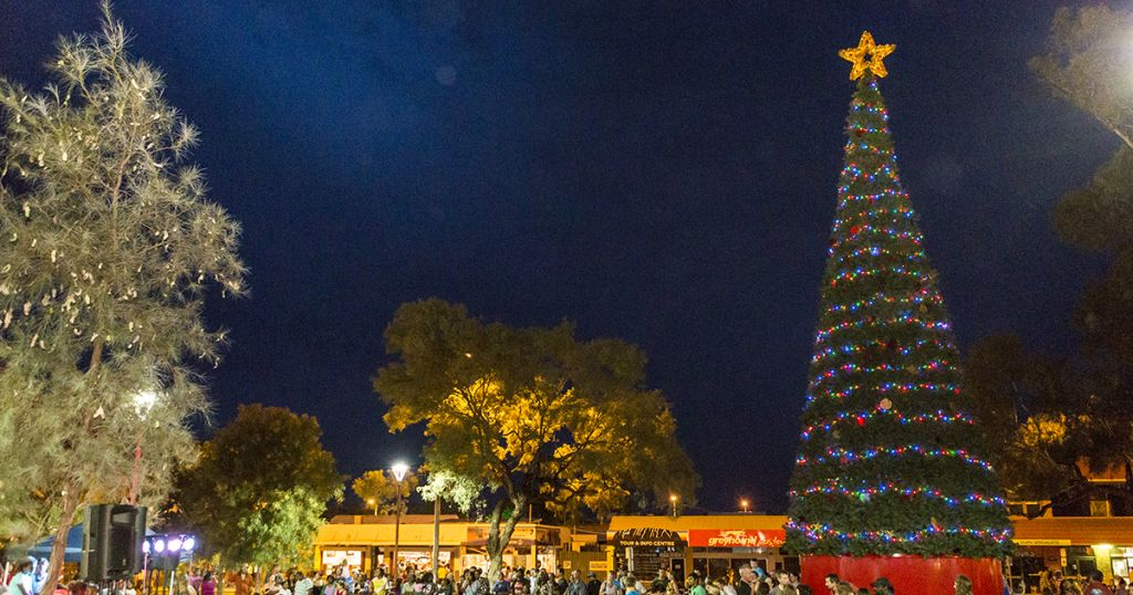 Operating Hours For Christmas And New Year Period Alice Springs Town Council