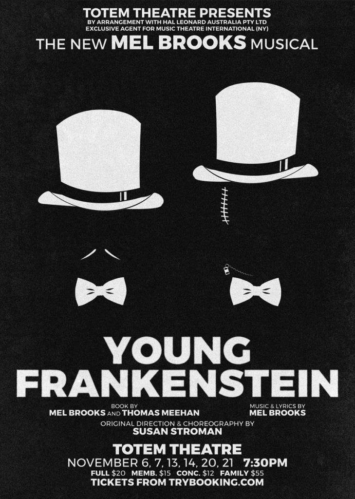 Young Frankenstein (The Musical) (6th Nov 2015) · Alice